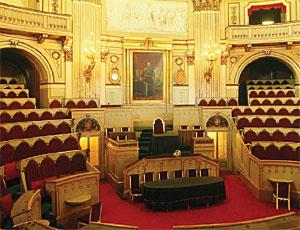 150 anni d italia il liceo a palazzo carignano for Palazzo parlamento italiano
