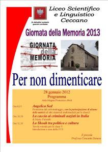 manifesto memoria 2013