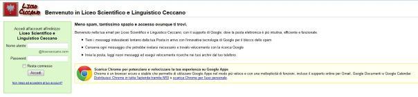 liceo google