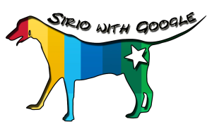 sirio with google