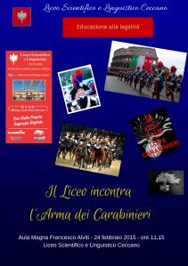 carabinieri 24 febbraio 2015