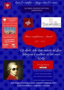Mozart tag 2015
