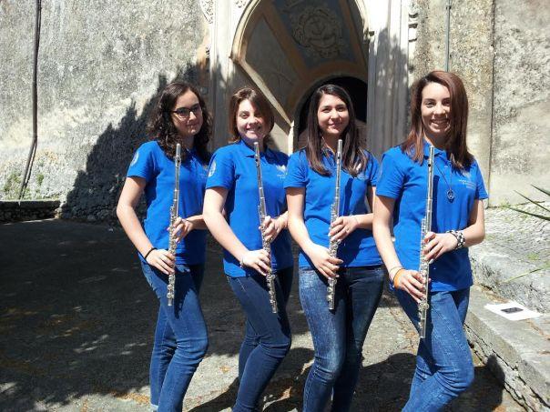 Annamaria Malizia, Domiziana Como, Veronica Reali, Marta Pistilli