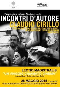 workshop claudio cirillo
